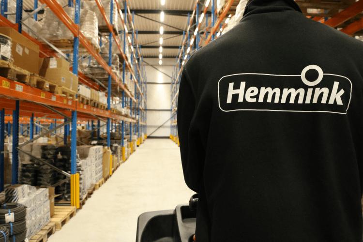 Hemmink-logistiek