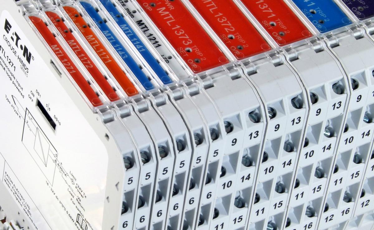 Signal conditioning voor de procesindustrie
