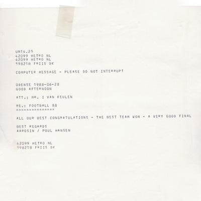 Fax EK 1988