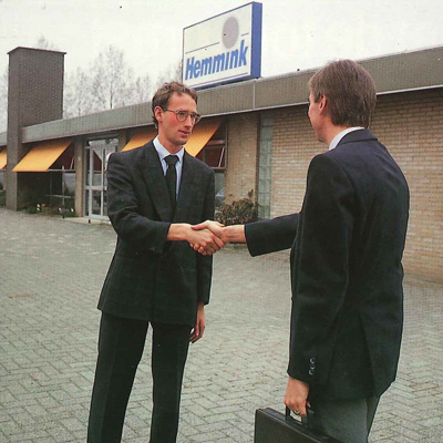 Martin Hemmink 1985