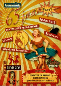 Poster Hemmink 65