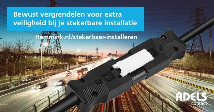 stekerbaar-installeren-vergrendeling