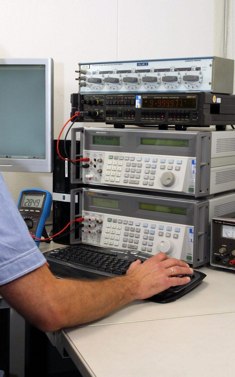 Metercare: kalibratie en reparatie van meetinstrumenten