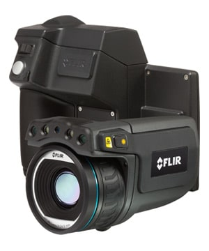 FLIR T650sc warmtebeeldcamera