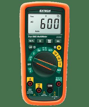 EX350 digitale multimeter