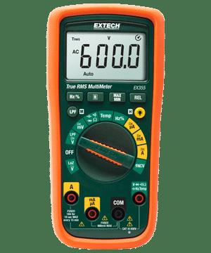 EX355 digitale multimeter