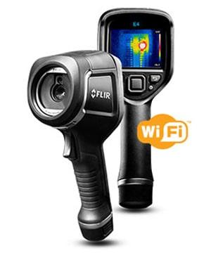 FLIR E4 warmtebeeldcamera