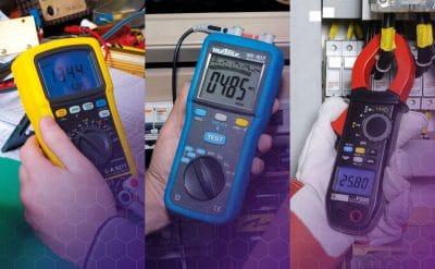 Multimeter kopen elektrotechniek