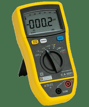 Digitale multimeter C.A 5231