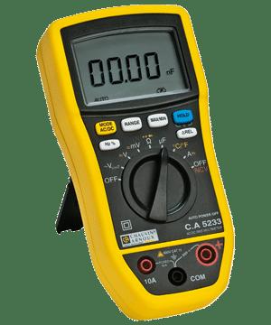 Digitale multimeter C.A 5233