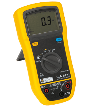 Digitale multimeter C.A 5271