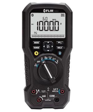 Digitale multimeter DM93
