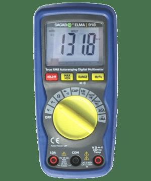Digitale multimeter Elma 918