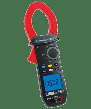 Digitale ampèretang F403