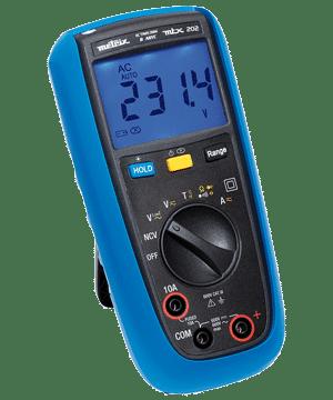 Digitale multimeter MTX202