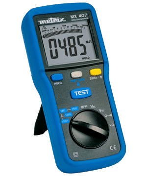 Digitale multimeter MX 407