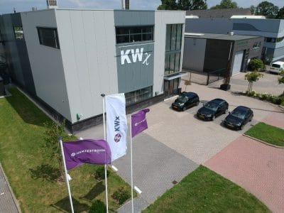 KWx bedrijfspand