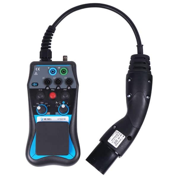 Metrel A1532 XA EVSE-adapter