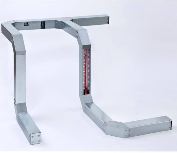 varioxx kabelgoten voor een eenvoudige installatie