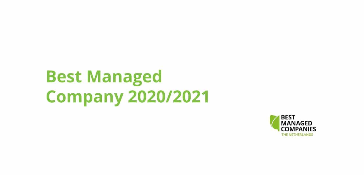 Best Managed 2020/2021