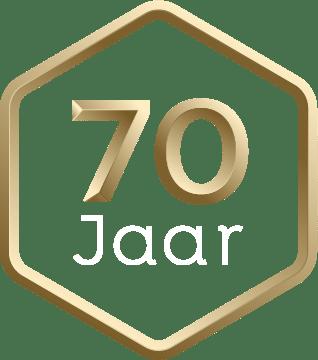 Hanzestrohm 70 jaar